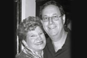 Photo of Cindi and Paul Elias. Link to their story.