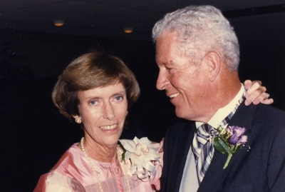Jane and Bill Burt Jr.